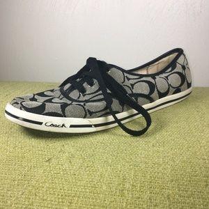 Coach Sneakers Size 8B